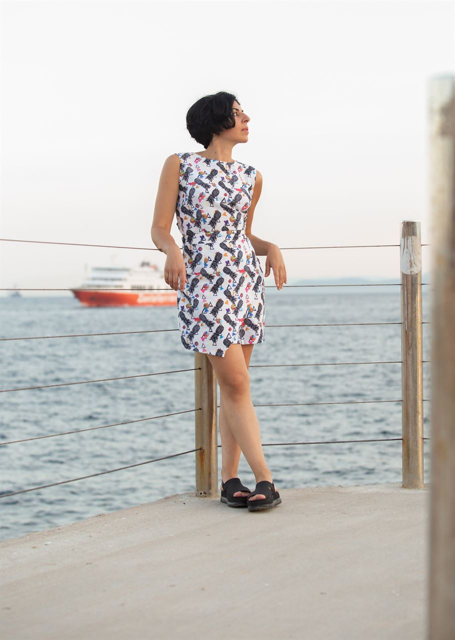 "Picture of ""tinaftore"" mini dress"