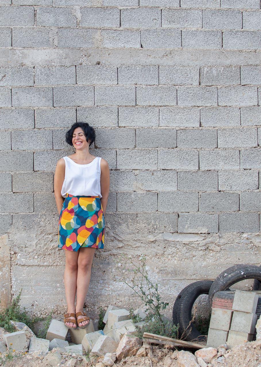 """Picture of """"brio"""" mini skirt"""