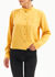 Picture of mao collar shirt yellow
